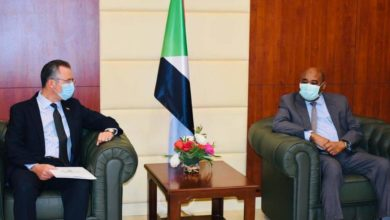 "Photo of ""واشنطون"" تبدأ تسليم السودان جزء من تعهداتها بمؤتمر المانحين"