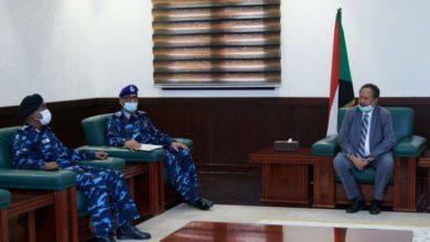"""صورة """"حمدوك"""": الشرطة السودانية على أعتاب تحول كبير"""