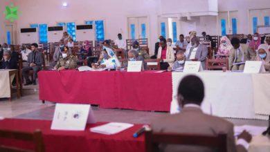 صورة مجلس السيادة السوداني: الجيش لحماية الدستور وليس الحكم