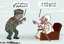 Photo of كاريكاتير عمر دفع الله