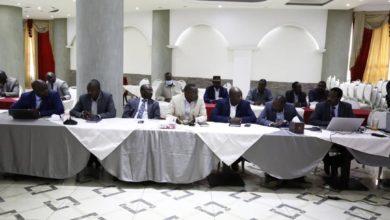 صورة مقترح حول الصيغة النهائية لإتفاق سلام السودان من (نيويورك)