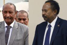 """صورة السودان: مجلسا السيادة والوزراء يناقشان """"التطبيع"""" اليوم"""