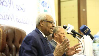 صورة النائب العام السوداني يدعو لإنشاء مفوضية مكافحة الفساد