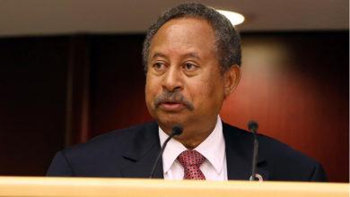 صورة تقرير: رئيس وزراء السودان رفض طلب (بومبيو) الاتصال بـ(نتنياهو)