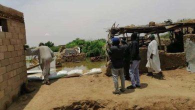 صورة منظمات طوعية تتعثر في نقل مواد إغاثة من السعودية