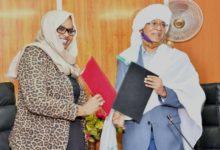 صورة السودان: مذكّرةَ تفاهمٍ مع الأمم المتحدة للحد من الفقر بتكلفة (9) ملايين دولار