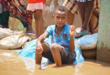 صورة يونسيف: (31) مليون دولار حاجة السودان لتغطية اضرار الفيضانات الصحية