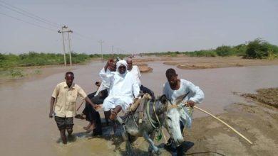 صورة الأمم المتحدة: الفيضانات شردت (50) ألف في طوكر وأوضاعهم مُزرية