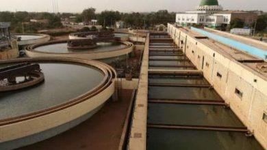 صورة انقطاع المياه عن (20)منطقة بالخرطوم والأهالي يتظاهرون