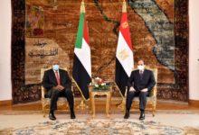 صورة السودان ومصر يتمسكان بإتفاق ملزم حول سد النهضة