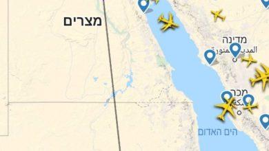 صورة صحفي اسرائيلي: طائرة مباشرة من تل ابيب إلى الخرطوم
