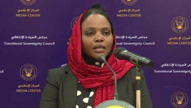 صورة (التغيير) تنشر رد مسؤولة حكومية على منتقديها بشأن اجتماعها مع (حميدتي)