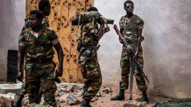 صورة عاجل: الجيش الإثيوبي يبدأ هجومه على عاصمة إقليم تيقراي