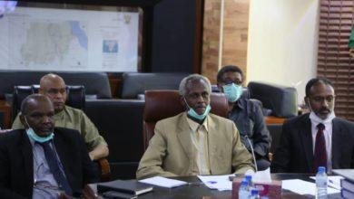 صورة السودان يقاطع اجتماعاً حول سد النهضة