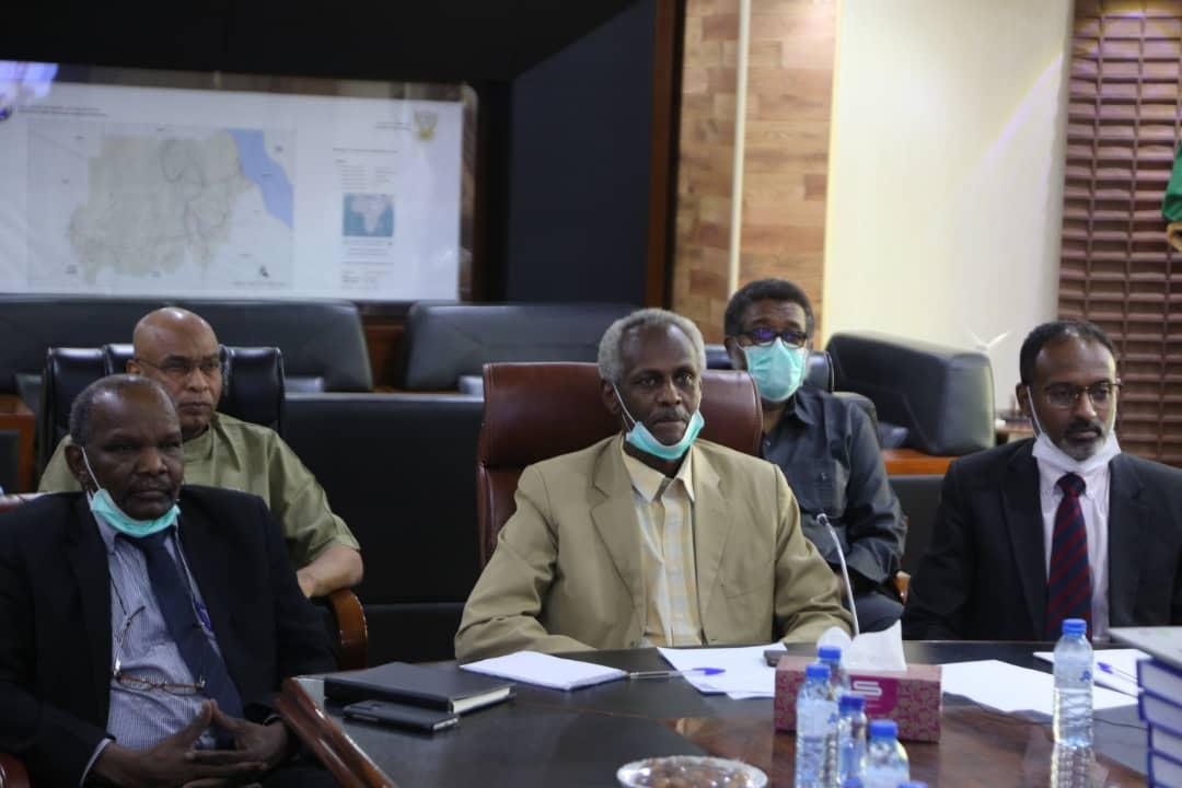 السودان يقاطع اجتماعاً حول سد النهضة