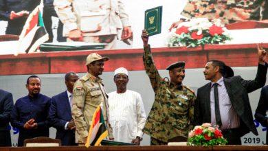 صورة كيف أصبح «حميدتي» نائبًا لرئيس المجلس السياديالسوداني