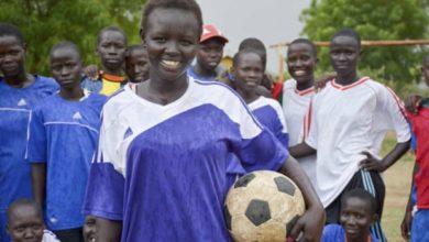 صورة جنوب السودان يطلق استراتيجية لدعم كرة القدم النسائية