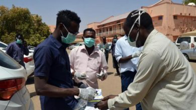 صورة تراجع نسب الإصابة بـ «كورونا» في ولايات السودان والمعدلات ترتفع بالخرطوم