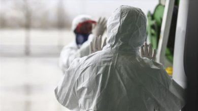 """صورة خبراء """"الصحة العالمية"""" يصلون ووهان الصينية للتحقيق في نشأة كورونا"""