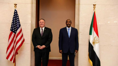 صورة نيويورك تايمز: السودان يهدد بإيقاف التطبيع مع اسرائيل إذا لم يضمن الحصانة المستقبلية