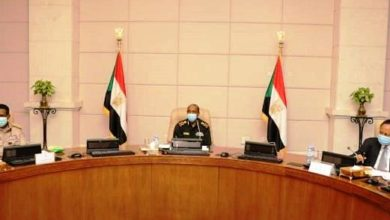 """صورة إجتماع طارئ لـ""""الأمن والدفاع السوداني"""" يعلن مساندة الجيش على الحدود الشرقية"""