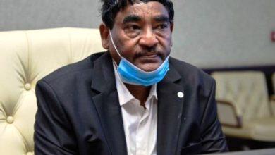 إبراهيم الشيخ الرئيس السابق لحزب المؤتمر السوداني