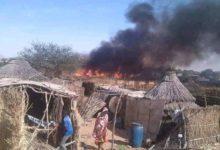 صورة السودان: سقوط (145) مواطناً في أحداث الجنينة