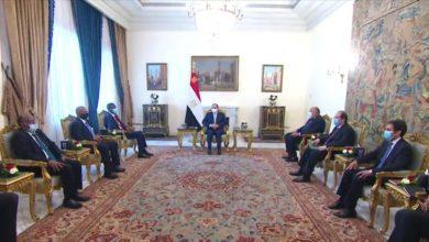 صورة مصر تؤكد ثبات موقفها تجاه السودان