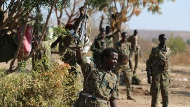 صورة السودان: لا خسائر جراء القصف الإثيوبي على (جبل ابوطيور)