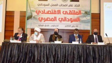 صورة وزير الصناعة يدعو إلى تفكير اقتصادي موّحد بين السودان ومصر