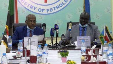 صورة وزارة الطاقة: اتفاق على زيادة انتاج النفط في جنوب السودان