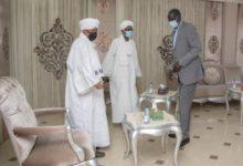 صورة ألور يبلغ حمدوك رغبة سلفا كير التوسط بين السودان وإثيوبيا