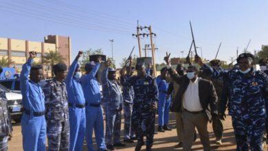 صورة والي الخرطوم: الشرطة مؤسسة نظامية مدنية
