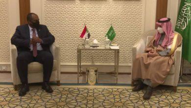 صورة السودان يبلغ السعودية أحقيته في أراضي الفشقة