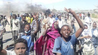 صورة السودان: موجة الاحتجاج على تردي الأوضاع الاقتصادية تصل «نيالا»