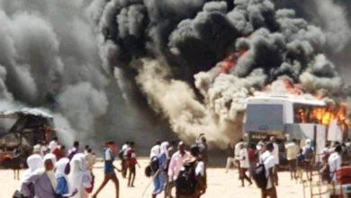 صورة السودان: تمديد حظر التجوال بولاية شمال كردفان