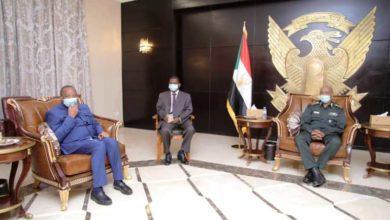 صورة السودان يعلن دعمه لمبادرة الكونغو الديمقراطية بشأن سد النهضة