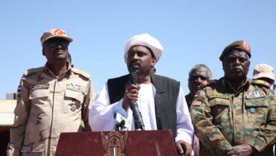 صورة الفكي: السودان طوى صفحة الحرب بتوقيع اتفاق سلام جوبا