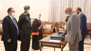 صورة السودان: وزيرا الصحة والإعلام الجديدان يتعهدان بخدمة الشعب