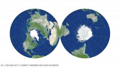صورة ابتكار خريطة جديدة للكرة الأرضية «أكثر دقة على الإطلاق»