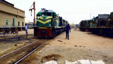 صورة عمّال هيئة السكة حديد السودانية ينهون إضراباً عن العمل