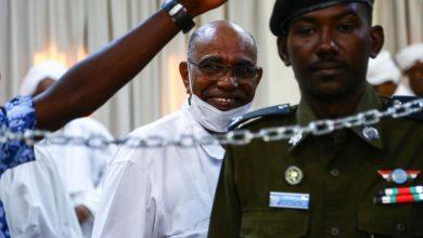 صورة السودان: كورونا ترجئ جلسات محاكمة مدبري انقلاب 1989