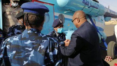 صورة السودان: وزير الداخلية يبدأ جولة على المدن المتأثرة بأحداث العنف