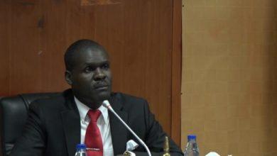 صورة وزير العدل السوداني يكشف الحقائق حول «قانون الأمن الداخلي»
