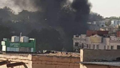 صورة السودان: إعلان حظر التجوال في «الفاشر» بعد إحراق مقار حكومية