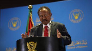 صورة السودان: حمدوك يوضح الأسباب التي قد تدفعه للاستقالة من منصبه