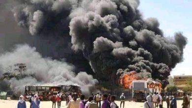 صورة السودان: إعلان حالة الطوارئ وفرض حظر التجوال بـ«شمال كردفان»