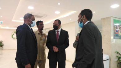 صورة السودان: جولة لوزراء على مصارف بالعاصمة لتفقد تعاملات النقد الأجنبي