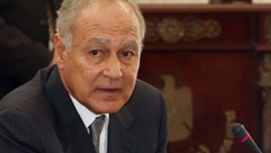 صورة أبو الغيط أميناً عاماً للجامعة العربية لولاية جديدة