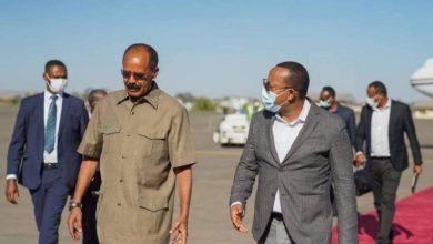 صورة أديس أبابا وأسمرا تتراجعان عن إنكارهما بمشاركة القوات الإرترية في الصراع الإثيوبي
